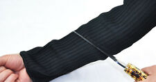 """TACTICAL HUNTING PROTECTION SAFE GUARD BRACERS ARM GUARDS 16"""" NEW"""
