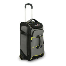 "Wenger SwissGear Sierre II 21"" Rolling Luggage Lift Backpack Carry-On - Gray"