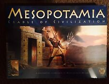 Mesopotamia Cradle Of Civilization Board Game New & Sealed PHA6016