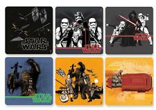 """30 Star Wars The Force Awakens Stickers, 2.5"""" x 2.5"""" each, Party Favors"""
