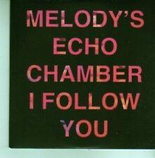 (CX861) Melody's Echo Chamber, I Follow You - 2012 DJ CD