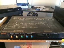 Roland SDE-1000, Digital Delay, Vintage Rack, Effect