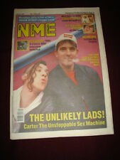 NME 1991 MAR 2 CARTER SHAUN RYDER SINEAD O'CONNOR NED'S ATOMIC DUSTBIN DEPARDIEU