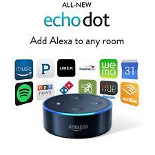All-New Amazon Echo Dot (2nd Generation) - Black