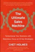 The Ultimate Sales Machine: Turbocharge Your Business with Relentless Focus on 1