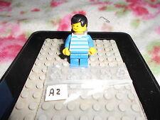 LEGO VINTAGE MINIFIG   4558-1: Metroliner  OMINO  CON  ACCESSORIO  1992
