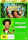 GEORGE OF THE JUNGLE + FLUBBER - BRAND NEW & SEALED DOUBLE DVD (WALY DISNEY) R4