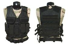 Condor Elite Tactical Vest Black ETV-002