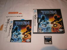 Tron: Evolution (Nintendo DS) Complete LN Perfect Mint!