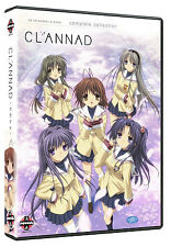 Clannad . The Complete Series Collection . Anime . 4 DVD . NEU