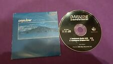 Darude Sandstorm press 2000 Made in France  card sleeve cd usato