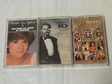 A Perfect 10 by Lee Greenwood + Kathie Lee Gifford + Praise (Cassette) Lot of 3)