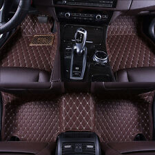 Yes Car Floor Mat Luxury 4 Pure Colours Fits Toyota Hilux Dustproof Carpet Y2R3