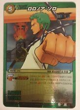 Miracle Battle Carddass One Piece Log Selection Rare LOG01-04/16