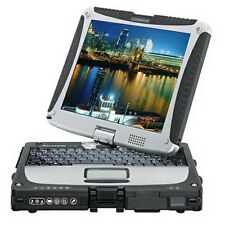 Panasonic Toughbook CF-19 TABLETTE PC TACTILE TABLET WINDOWS XP DIAGNOSTIC AUTO