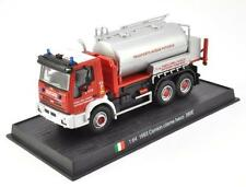 Fire Engine Italy 1993 Camion citerne Iveco 380E metal 1/64 Fire Vehicle