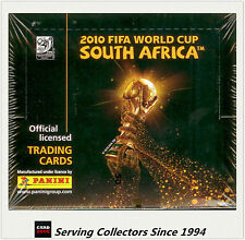 2010 Panini South Africa World Cup Soccer Trading Card Card Factory Box (36)