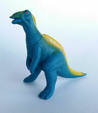 ANATOSAURUS Definitely Dinosaurs by Playskool dinosaur figure blue yellow