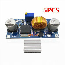 5PCS XL4015 DC-DC 5A  Step Down Adjustable Buck Converter Power Supply Module