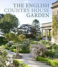 ENGLISH COUNTRY HOUSE GARDENS - GEORGE PLUMPTRE (HARDCOVER) NEW