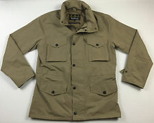 BARBOUR Mens NEW Tan SAPPER Waxed Waterproof Breathable 4071763 Jacket Size M