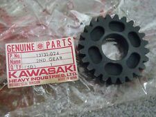 KAWASAKI F9/F8/F5/BIGHORN 2ND GEAR OUTPUT SHAFT NOS!