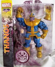"Marvel Select Thanos 7"" Diamond Toys Special Collector Action Figure"