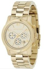 Michael Kors Watch * MK5055 Runway Chronograph Gold Steel Women COD PayPal GDS17