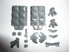 Warhammer 40k Space Marine Land Raider Frag Launchers Purity Seal & Bits Job Lot