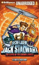 NEW - Secret Agent Jack Stalwart: Book 4: The Caper of the Crown Jewels: England