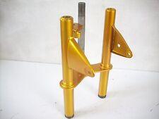 Original Gabel / Front Fork Honda Dax ST 50 G, ST 70 K,  6 Volt Candy gold