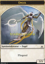 2x juego piedra-Ángel (token-angel) Oath of the gatewatch Magic