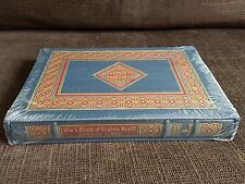 Easton Press WHO'S AFRAID OF VIRGINIA WOLF? Deluxe Limited SIGNED Edition New