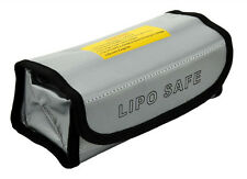 Lipo Safe Battery Guard Charging Protection Bag Explosion-Proof 185x75x60mm