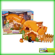 TOFFEE & FRIENDS EMOTION PETS COTTAGE CON ACCESSORI VARI