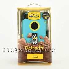 OtterBox Defender Hard Case Cover w/Holster Belt Clip for iPhone 6s & iPhone 6