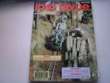 **b Loco revue n°548 Salon du modèle réduit Locomotives à vapeur type 231 Nord