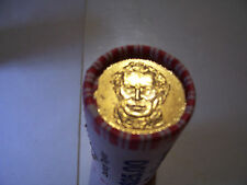 ZACHARY TAYLOR ONE US DOLLAR 25 COIN BANK ROLL HEADS HEADS