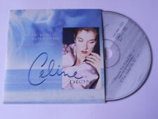 Céline Dion - because you loved me - cd single