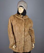 Nerzjacke Damen Pelz Jacke Jacket,Braun норки Gr.:46-48   (N147)