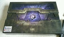 Starcraft 2 II Heart of the Swarm Collector's Edition