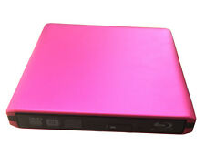 USB 3.0 External 4x Blu-ray Burner BD Drive Reader CD DVD RW for Laptop/Macbook