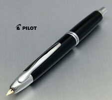 PILOT NAMIKI CAPLESS PLUME RETRACTABLE VANISHING POINT STYLO PLUME FOUNTAIN PEN