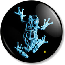 "Fringe Frog 25mm 1"" Pin Button Badge TV Series Sci-Fi FBI Symbol Image Logo"