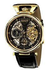 "Calvaneo 1583 ""Compendium Gold"" High Luxury Squelette Automatic watch"