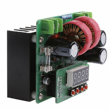 400W 10A Digital-controlled constant voltage constant current DC boost Converter