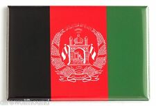 Flag of Afghanistan FRIDGE MAGNET (2 x 3 inches)