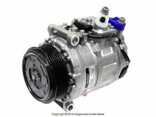 Mercedes w211 w219 A/C Compressor w/ Clutch DENSO OEM NEW + 1 YEAR WARRANTY