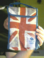 TEAM GB 2016 OLYMPICS BRITISH FLAG LUNCH COOL CARRY BAG FREE XMAS UK POST