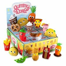 Kidrobot Yummy World Vinyl Mini Series one welded case with 20 Blindboxes
